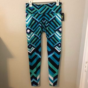 NWT- Champion Patterned Workout Leggings